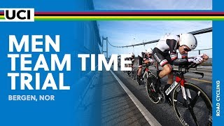 2017 uci road world championships bergen nor men s team time trial