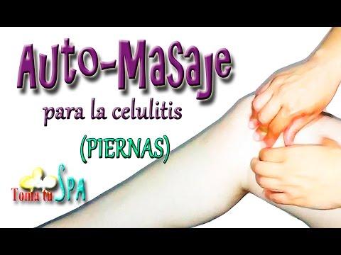 Videos masajes para adelgazar piernas
