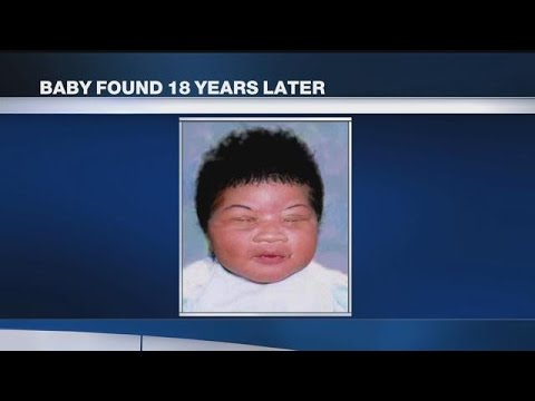 Infant found 18 years after abduction from Jacksonville hospital