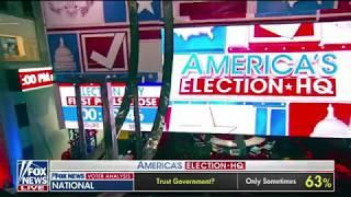 Fox News 2018 U.S. Midterm Election Intro