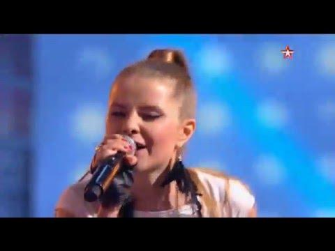 "LuSea ""Дороже золота"" на конкурсе Новая Звезда 2016 г."