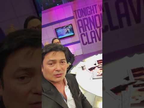 Gabby Concepcion show Arnold Clavio