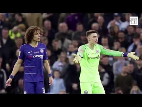 Chelsea vs Man City EPL final: statistical highlights