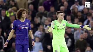 Chelsea vs Man City EPL final: statistical highlights