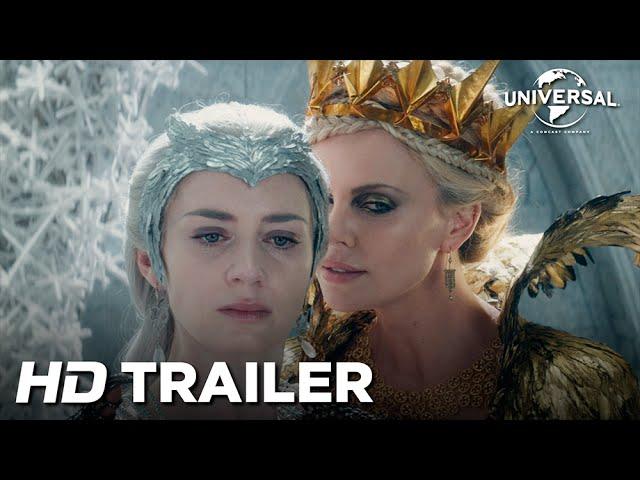 O Caçador e a Rainha do Gelo - Trailer Oficial
