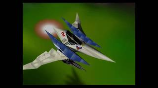 Star Fox 64 (N64, Wii U VC), Longplay (Medium Route)