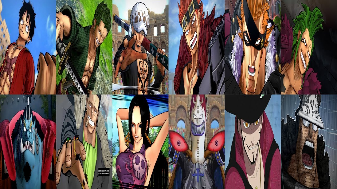 One Piece Song Đấu: Sáu Siêu Tân Tinh Đối Đầu Sáu Thành Viên Thất Vũ Hải