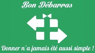 Sur Bon Débarras, donnez !