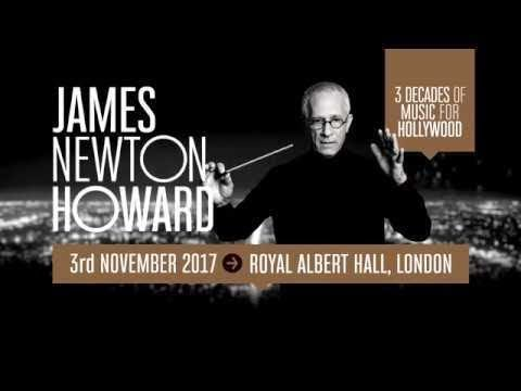 James Newton Howard at Royal Albert Hall - 3 Decades of Music for Hollywood - 2hrs15min.