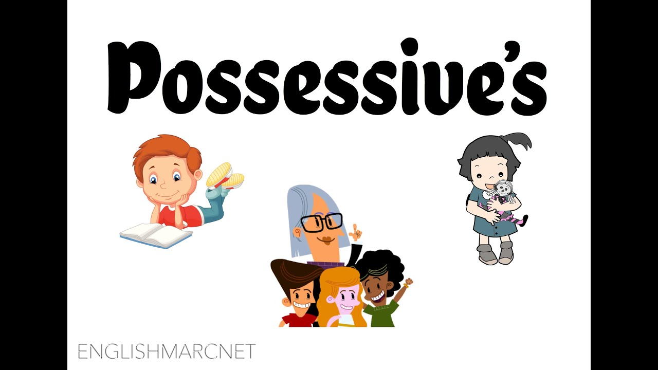 Confusing English: Possessive ('S) - (Easy Explanation ...