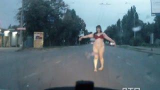 Приколы и Курьёзы на дорогах России.Prikoly i kur'jozy na dorogah Rossii