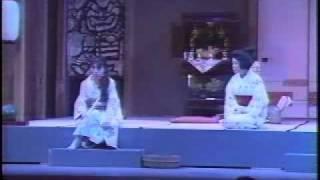 1993年6月6日 劇団きんしゃい 第26回公演 『頭痛肩こり樋口一葉』の一部...