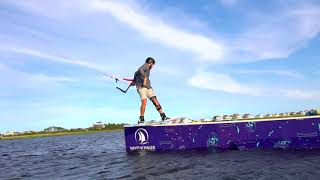 Swamp Swaps - Kiteboarding in Cape Hatteras (Real Watersports)