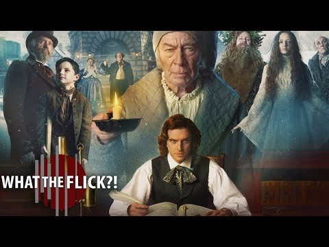 The Man Who Invented Christmas - Official Movie Review