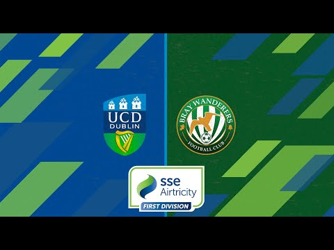 First Division GW3: UCD 0-0 Bray Wanderers