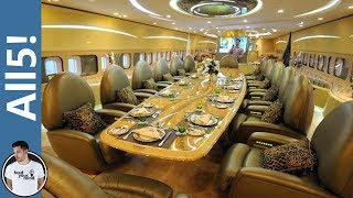 Top 10 Airlines - 5 Of The Most Expensive Airplanes!