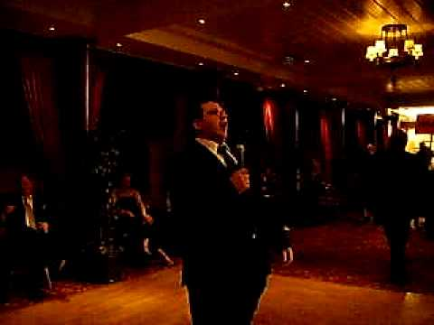 "Michael Portillo sings Frank Sinatra ""South of the Border"" Karaoke"