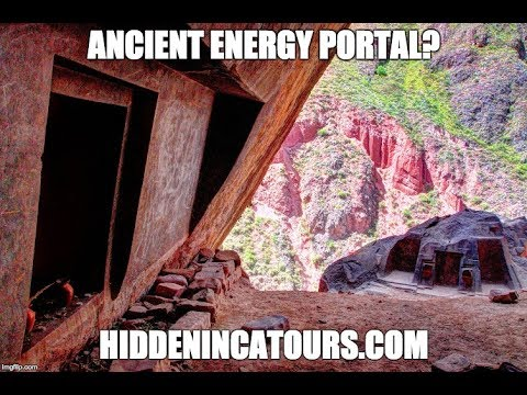 Ancient Cosmic Energy Portal In Peru?