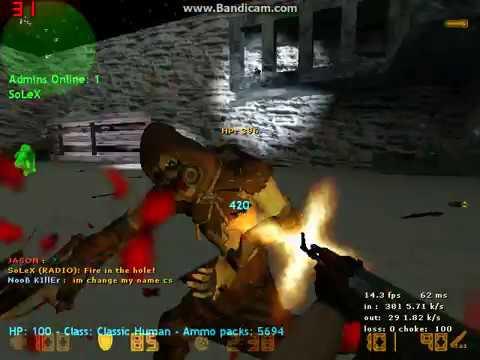 CS 1.6 [GamePlay] [Silver/Gold VIP] Very Good Guns