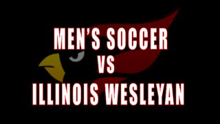 North Central College Men's Soccer vs. IWU // 10.31.15