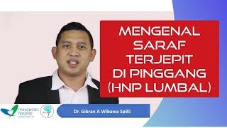 Penyakit hernia nukleus pulposus (HNP) adalah penyakit yang terjadi ketika bantalan ruas tulang bela.