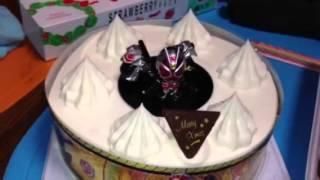 キャラデコ!ウィザードケーキ ウィザード ケーキ 検索動画 5