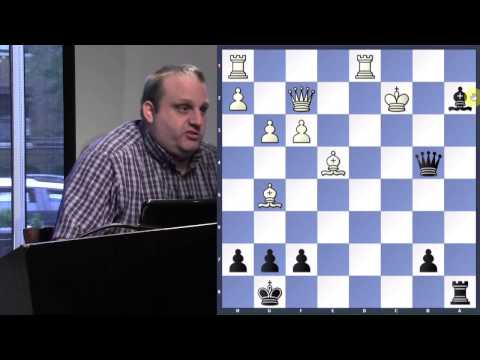 The Accidental Sacrifice - GM Ben Finegold - 2015.07.19