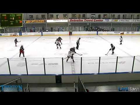 11 24 17 Game 2  2 Trenton Kennedy Recreation Center McInerney Arena
