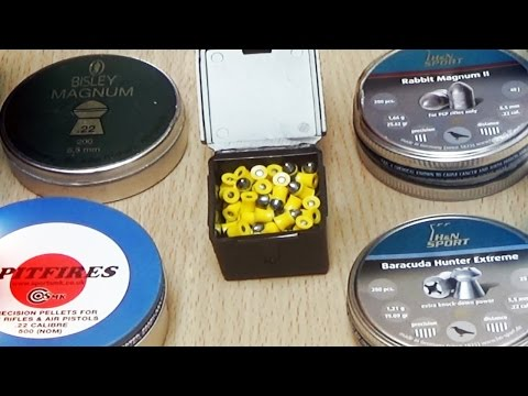 Download Youtube: Best Air Rifle Pellets