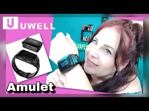 It's a Watch, it's a Vape | Amulet by UWell Vape Review