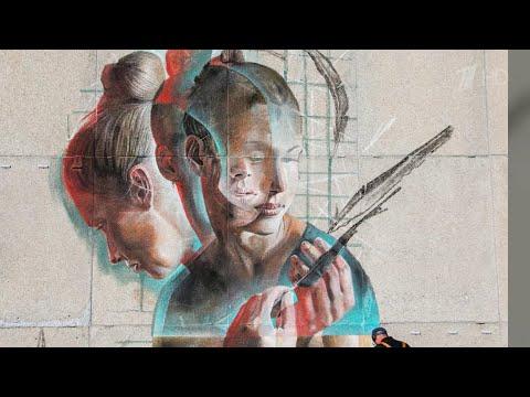 В подмосковном Одинцове появится первый в России музей уличного искусства.