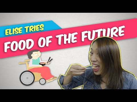 The Food Of The Future | Elise Tries | NPR