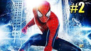 новый человек паук 2 the amazing spider man 2 прохождение 2 — появление карнажа