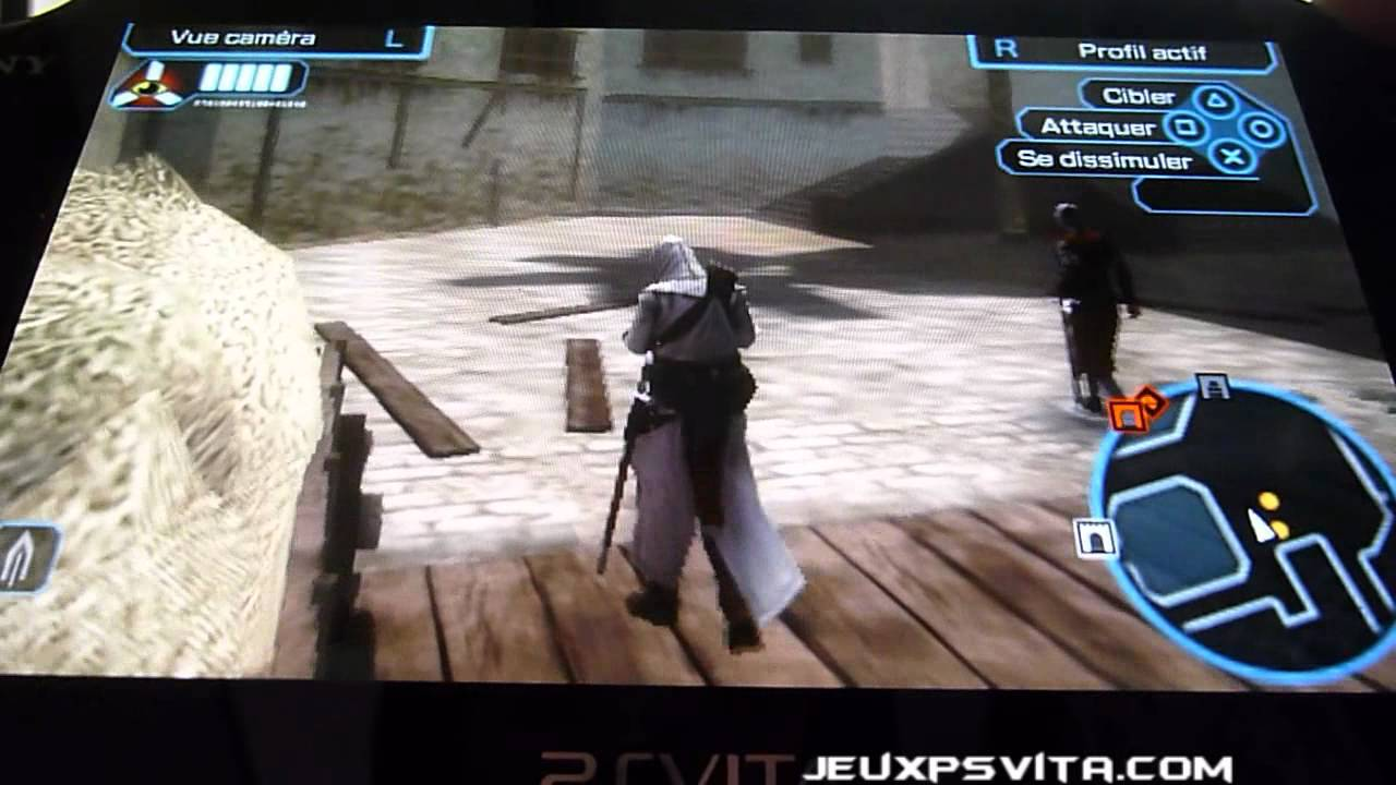 Assassin S Creed Bloodlines Gameplay Ps Vita Psp Youtube