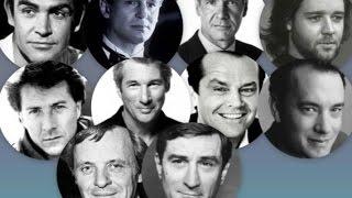Знаменитые актёры Голливуда. 10 самых знаменитых актеров Голливуда.(, 2014-11-25T20:56:46.000Z)