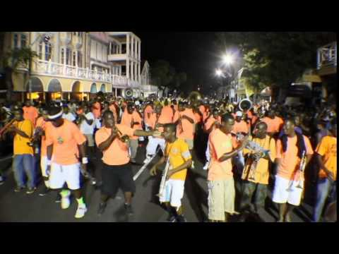 Junkanoo Summer 2014 Saxons Best Music Competition