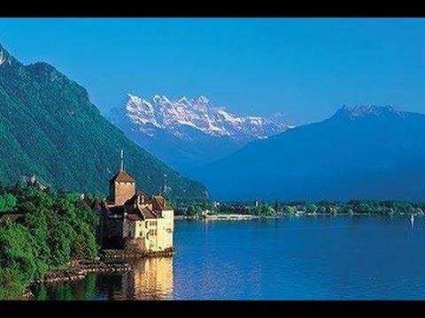 Alpok-keringő. 3.rész: Genfi-tó 2012. (France-Switzerland) HD 720p