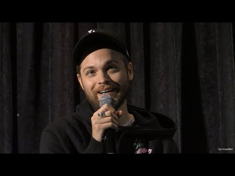 SpnPitt 2018 Alexander Calvert FULL Panel Supernatural