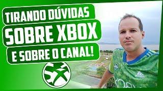 RESPONDENDO à DÚVIDAS e PERGUNTAS sobre O XBOX ONE, seus SERVIÇOS e o CANAL SÓ XBOX!!