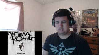 my chemical romance mama reaction