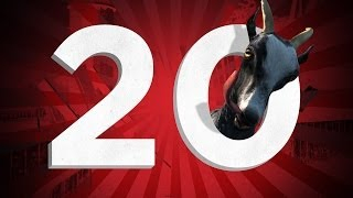 20 Dumb Things to Do in Goat Simulator