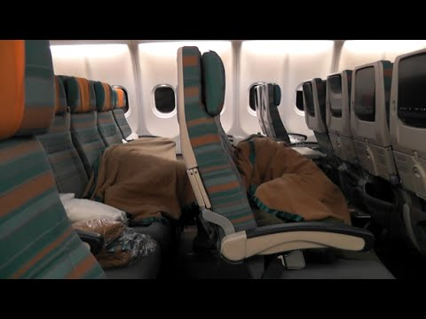 Oman Air A330 long haul inflight experience