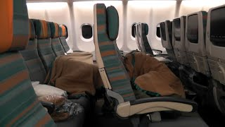 Oman Air A330 long haul inflight experience