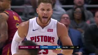 Cleveland Cavaliers vs Detroit Pistons | October 25, 2018
