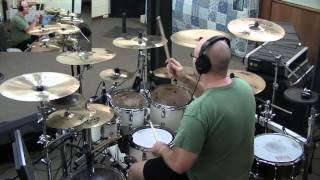 (MAELSTROM) Symphony X-Communion & The Oracle [drums]