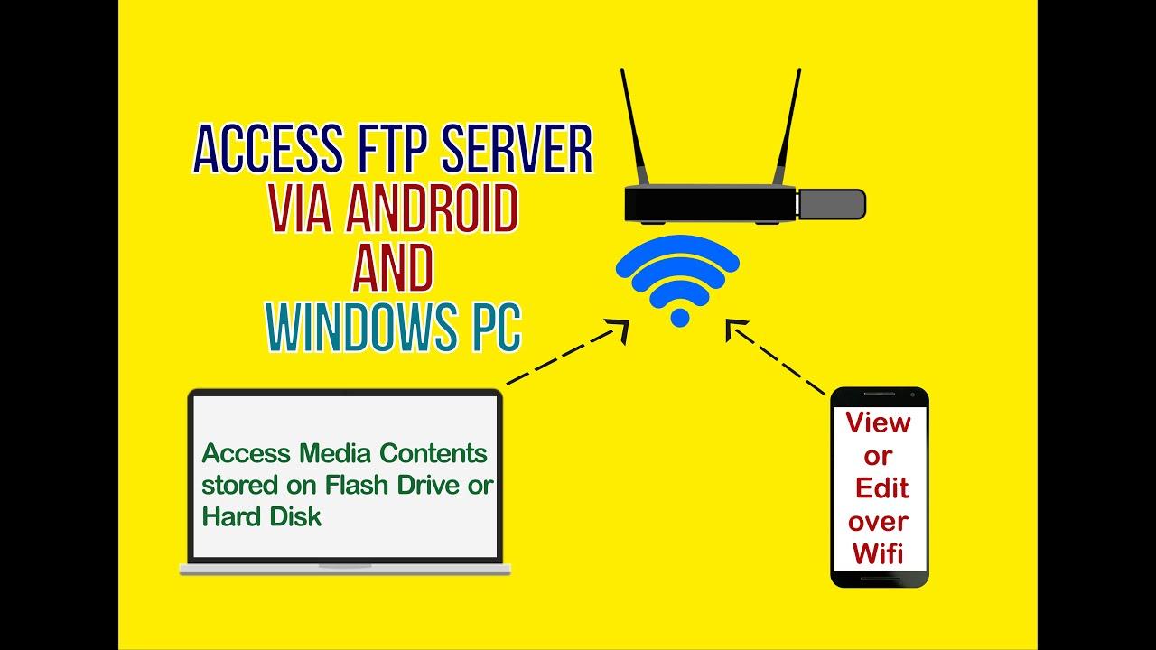 wifi ftp server apk download