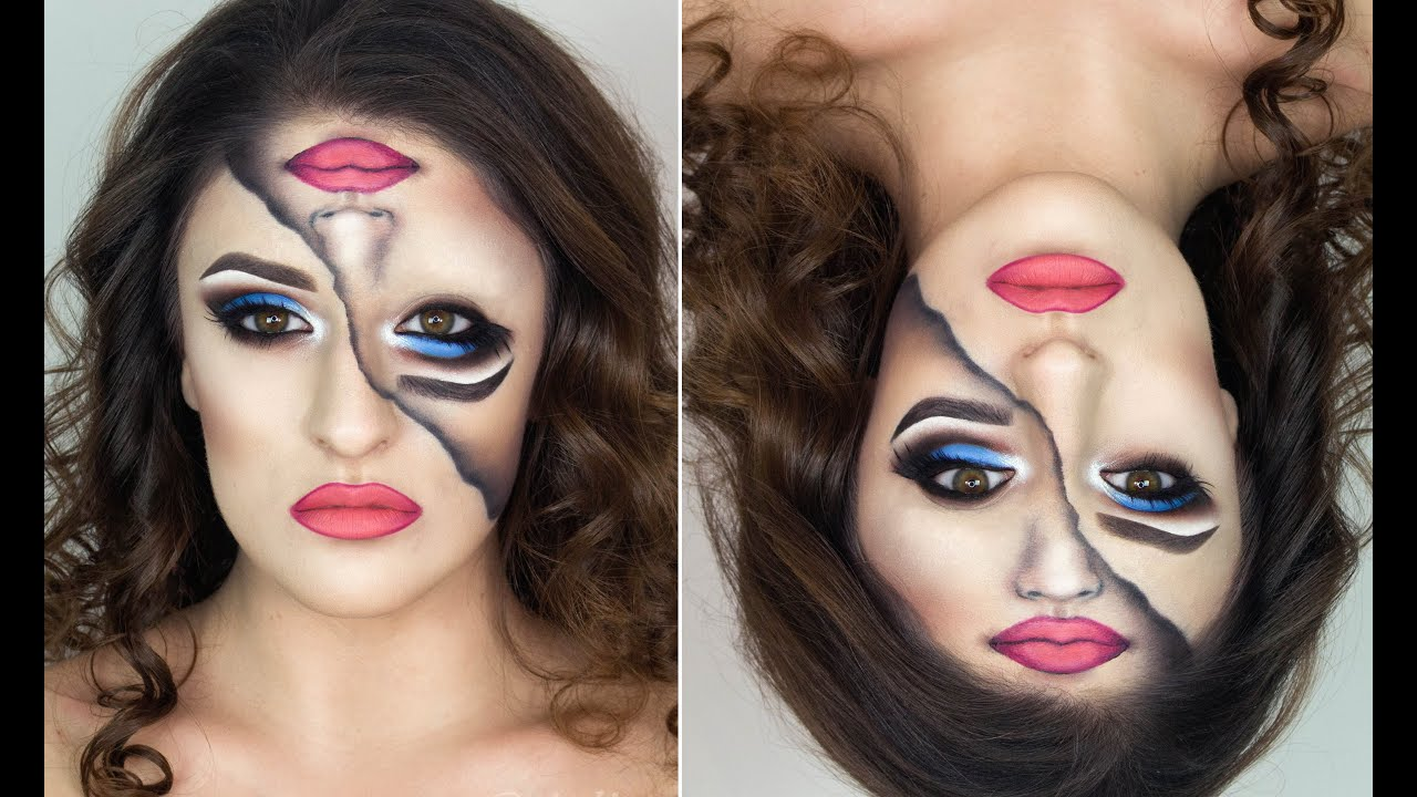 Two Faced Tutorial | Giulianna - YouTube