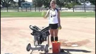 Sports Attack(スポーツアタック)の3ホイールピッチングマシン、Hack ...