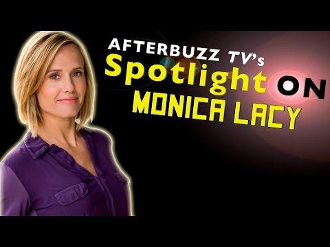 Monica Lacy   AfterBuzz TV's Spotlight On
