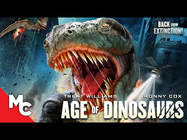 Age Of Dinosaurs   Full Action Adventure Movie